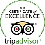Villa Nuba Charming Villa Apartments TripAdvisor Certificate of Excellence 2016
